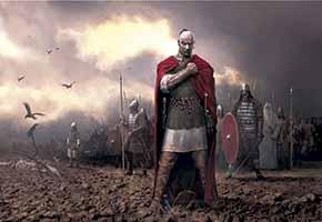 Великий русский Князь Светослав Храбрый
