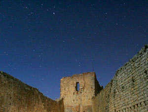 The Cathars looked at the familiar stars