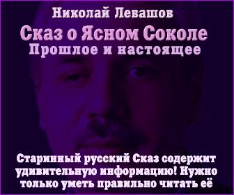 Сказ о Ясном Соколе. Прошлое и настоящее - Николай Левашов